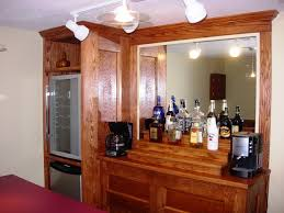 Custom built home bar medina 3