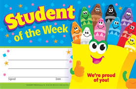 achievement awards for elementary students student of the week crayons recognition awards reward your students