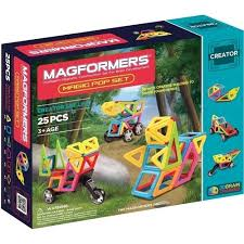 """<b>Магнитный конструктор</b> """"<b>Magic</b> Pop 703005"""", 25 элементов ..."""