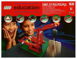 <b>Конструктор LEGO Education</b> Machines and Mechanisms 9630 ...
