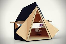 Office pods Contemporary Hiconsumption Tetra Shed Modular Office Pod Hiconsumption