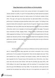 what is law essay format apa