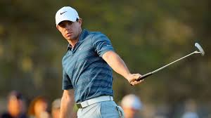 rory mcilroy gets an aunce with the king at the arnold palmer invitational golf