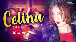 CELINA - SPECIAL BEST OF FETES KABYLE - YouTube