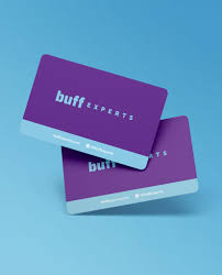 Download now and start earning Buff Experts E Gift Card