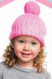 Вязаные детские <b>шапки</b> » Схемы с подробным описанием