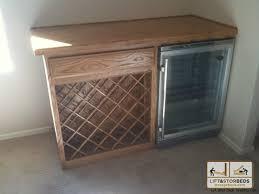 Wine Cooler Cabinet Furniture Cabinets Home Design Coolers
