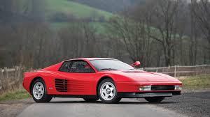 Search new and used ferrari testarossas for sale near you. The Ferrari Testarossa History Generations Models And More