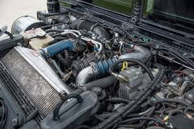 the duramax is shoehorned into the engine bay leaving very little room for flashy accessories what you can t see is the danville 3794 and the exergy