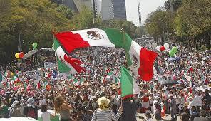 Meksika'da Donald Trump karşıtı gösteri