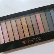 pre loved makeup revolution redemption palette iconic 1 health beauty makeup on carousell