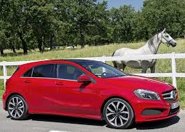 mercedes benz new car releaseMercedes Benz new AClass compact car pre launch activity