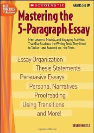 com mastering the paragraph essay best practices in  com mastering the 5 paragraph essay best practices in action 9780439635257 susan van zile books