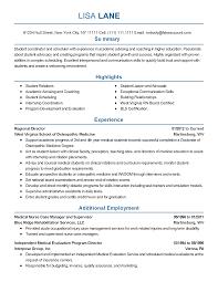 Top Resume Skills Medical Internship Resume Templates Examples Top Objective