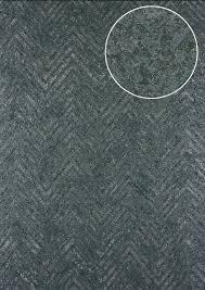 Strepen Behang Atlas 24c 5055 1 Vliesbehang Gestructureerd Met