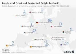 Chart Halloumi Cheese Battles For Eu Protected Status