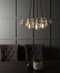 bubble chandelier triple point 12 bauble