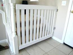 wooden indoor gate dog gates for stairs beautiful best home decor ideas pet gates stairs indoor