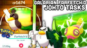 Galarian Farfetch'd & Sirfetch'd stats + moves in Pokemon GO