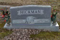 Lorena Reider Hickman (1918-2005) - Find A Grave Memorial
