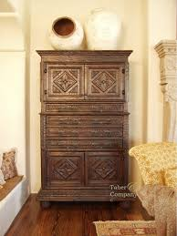 Spanish Style Handcarved furniture 595x793