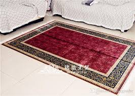 mingxin carpet 5x7 5 feetandmade red carpet fl hand knotted traditional area rugs silk rug turkey carpet persian rug with 3768 85 piece on