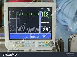 Medical Monitoring Medical Monitoring Equipment Stock Photo Edit Now