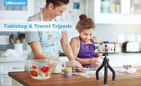 UBeesize Phone Tripod,Portable and Flexible Tripod ... - Amazon.com