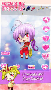 cute anime dress up games for s free pretty chibi princess make up