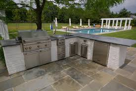 Cinder Block Outdoor Kitchen Outdoor Kitchen Archives Garden Design Inc