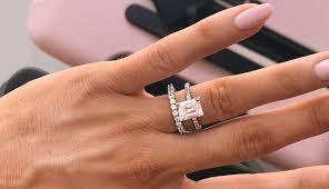 a slice of clarity emerald cut diamond