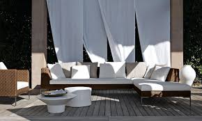 image modern wicker patio furniture. Amazing Modern Wicker Outdoor Furniture For Attractive Property Patio Ideas Image