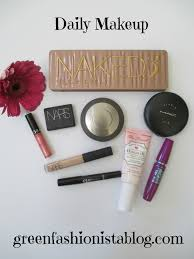 every day makeup routine
