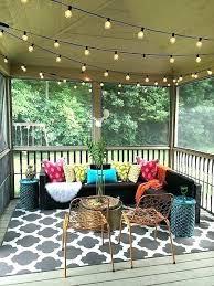 outdoor patio lighting ideas diy. Patio Lighting Ideas Fancy Back Porch Lights Best String On Outdoor Diy