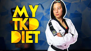 Taekwondo Player Diet Chart My Diet Tkd Nutrition
