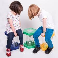 Set A Timer For 10 Minutes 10 Minute Giant Sand Timer Stool
