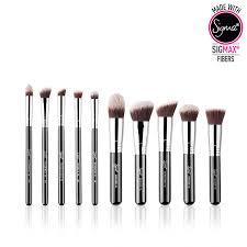 sigmax essential kit 10 brushes