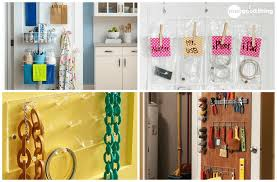 Bathroom Closet Organization Ideas Impressive 48 Smart Ways To Store Things On The Back Of A Door