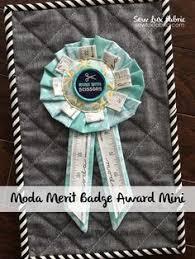 Quilts Direct - uk webshop for quilting supplies eg basting glue ... & Tutorial : Merit Badge Award Mini Quilt Adamdwight.com