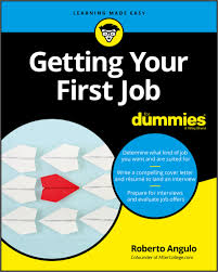 getting your first job for dummies o reilly media getting your first job for dummies