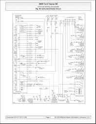ford taurus stereo wiring diagram wiring 1999 ford taurus wiring diagram at 99 Ford Taurus Wiring Diagram