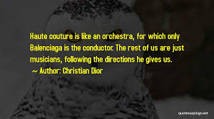Christian Drummer Quotes Best of Top 24 Best Conductor Quotes Sayings