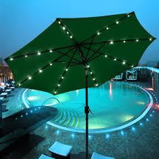image of solar patio lights ideas
