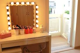 Vanity table lighting Wall Mounted Makeup Table Lighting Large Size Of Table With Drawers And Mirror Makeup Vanity Table With Lighted Makeup Table Lighting Soleemareinfo Makeup Table Lighting Professional Makeup Table Lights Best Vanity