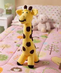 Crochet Giraffe Pattern Unique Love My Giraffe Toy Red Heart