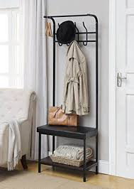 Coat Rack Storage