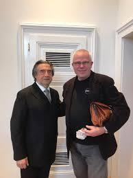 Wiener Philharmoniker, Riccardo Muti Tourneeprobe am 7. Mai 2021 im Wiener  Musikverein - Klassik begeistert