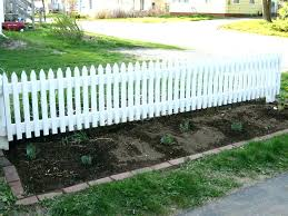 white wire garden fence. White Garden Fence Fencing Ideas Large Size Of Covering Wire
