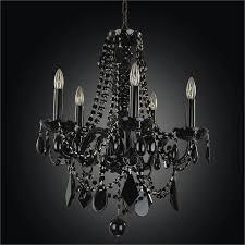 black crystal chandeliers tie 583 glow lighting intended for chandelier prepare 1