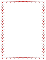 candy cane border png.  Border Candy Cane Page Border A Christmas Themed With Canes Free  Image And Pdf To Png R